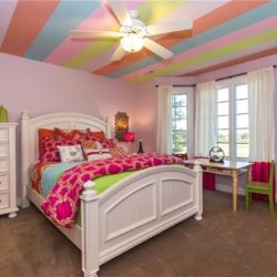 Little Girl's Bedroom | Artful Home Staging
