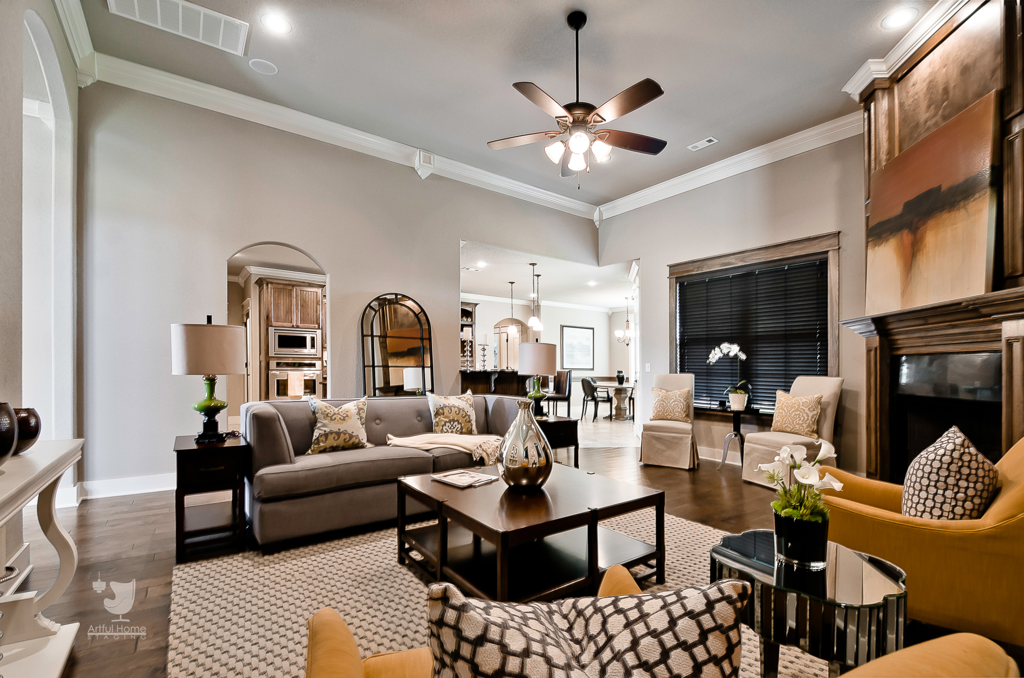 Staging Design | Artful Home Staging